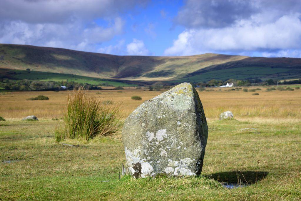 Gors Fawr, Mynacholg Ddu, standing stones