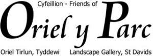 Friends of Oriel y Parc logo