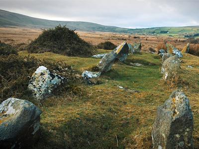 Bedd yr Afanc (Monster's Grave), Brynberian