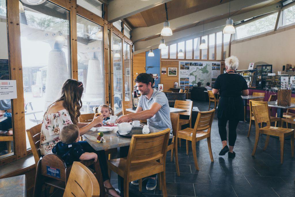 Oriel y Parc Cafe