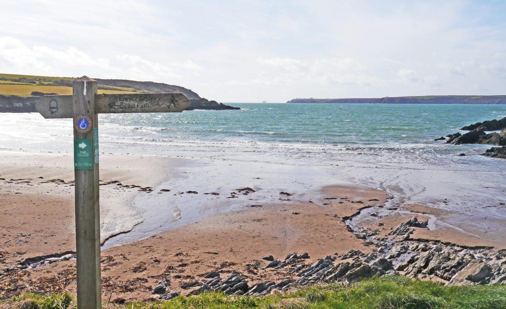 West Angle Bay.