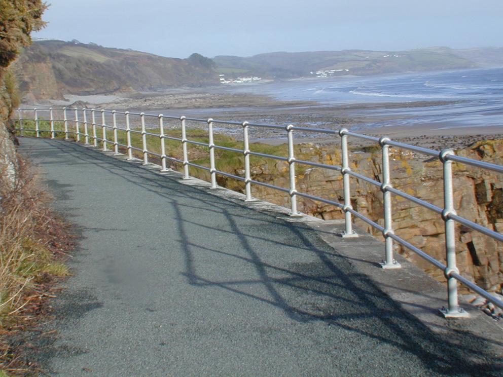 Easy Access Path near Wisemans Bridge