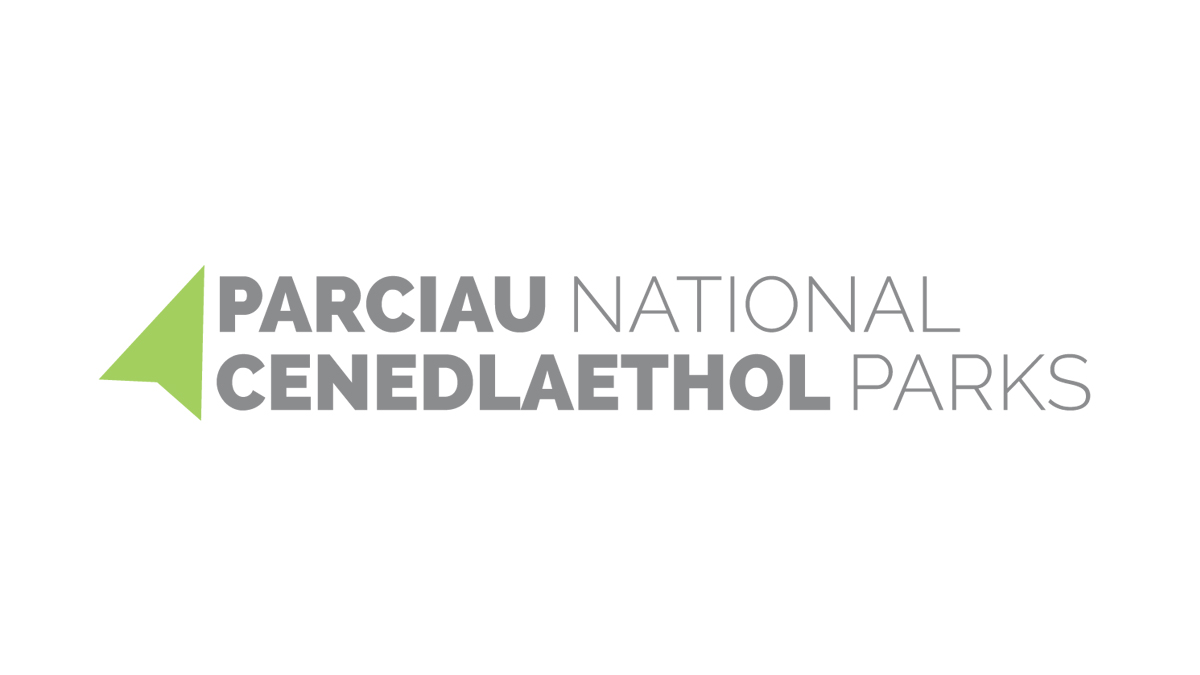 National Parks UK Bilingual Logo