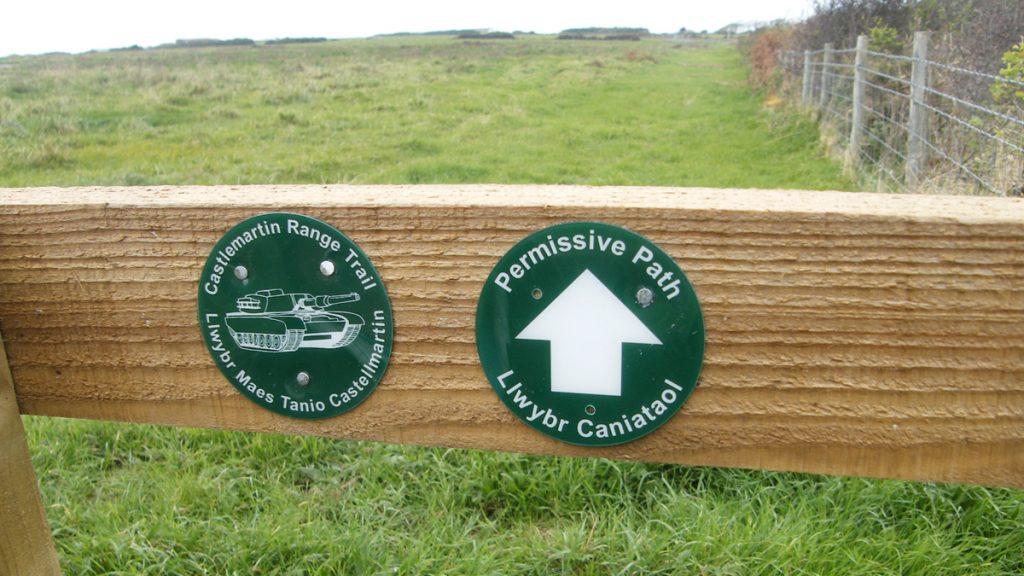 Castlemartin Range Trail