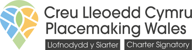 The Placemaking Wales Charter Signatory logo